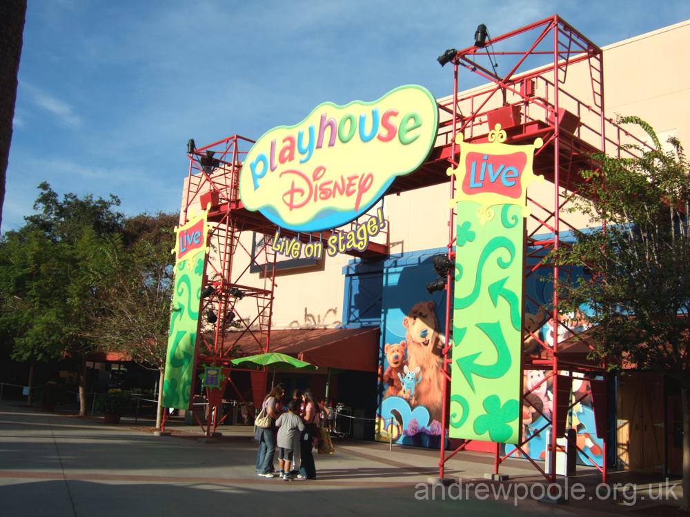 Walt Disney World 2006 - Disney-MGM Studios :: Andrew Poole